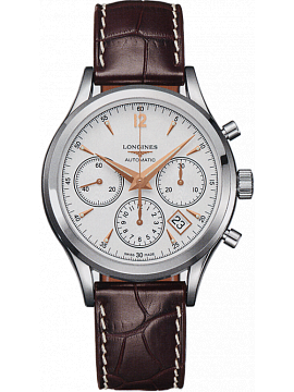 Longines The Longines Column-Wheel Chronograph L2.750.4.76.4