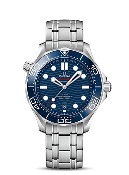 DIVER 300M OMEGA CO‑AXIAL MASTER CHRONOMETER 42 MM 210.30.42.20.03.001