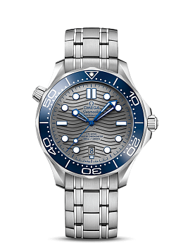 DIVER 300M OMEGA CO‑AXIAL MASTER CHRONOMETER 42 MM210.30.42.20.06.001