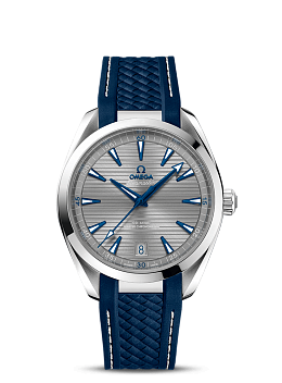 AQUA TERRA 150M CO‑AXIAL MASTER CHRONOMETER 41 MM