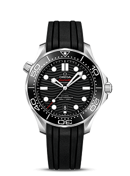 DIVER 300M OMEGA CO‑AXIAL MASTER CHRONOMETER 42 MM210.32.42.20.01.001